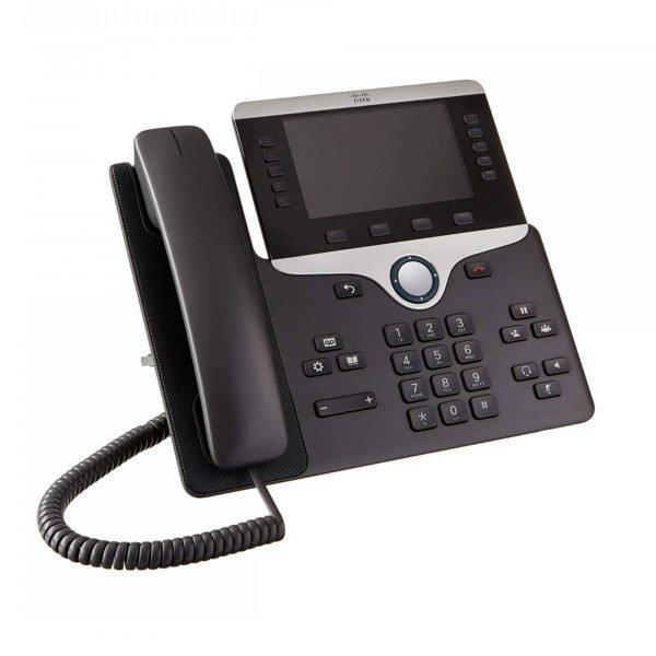 Cisco 8851 Black VOIP Phone