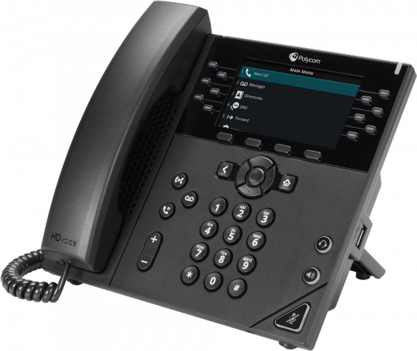 Polycom VVX-450 Phone