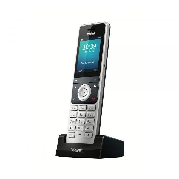 Yealink W56H Wireless DECT Phone Left